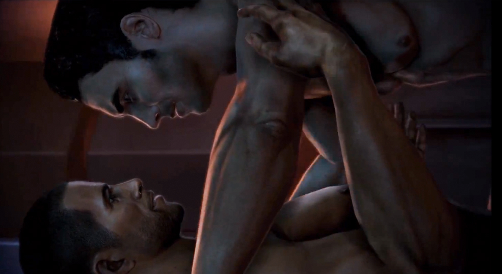 Mass Effect Gay 110