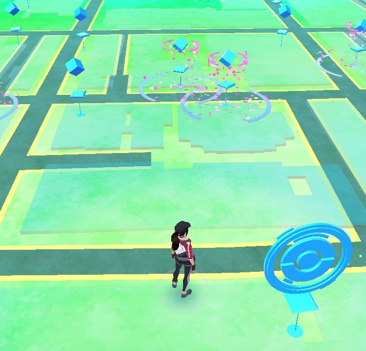 pokemon une rencontre mouvementé