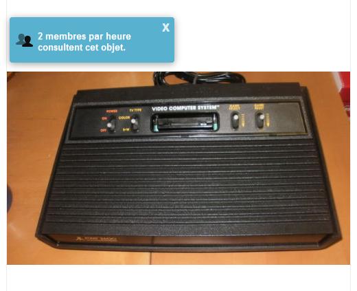 Ps4 xbox one atari 2600 quelle console de huiti me - Quel est la meilleur console ps ou xbox one ...