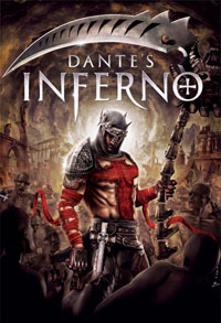 Dante's Inferno, couverture